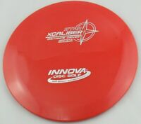 NEW Star XCaliber 175g Driver Red Innova Disc Golf at Celestial Discs