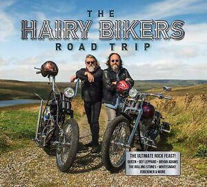 THE HAIRY BIKERS ROADTRIP (3CD BOXSET VARIOUS ARTISTS)-  CD - GG