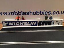 Escala 1:32 Michelin Pit Pared.. Ninco Scalextric Carrera Scx edificio