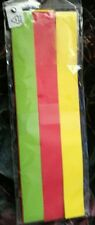 100 paper chains peel and stick multi colour great for kids