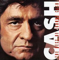 Johnny Cash Best of (20 tracks, 1988/95, Sony/CBS) [CD]