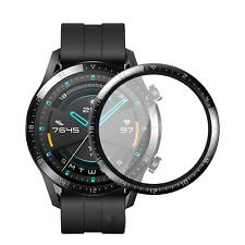 Para Huawei Watch GT2 46mm Reloj inteligente Película Protectora De Pantalla De Cubierta Completa Curvo