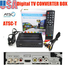 Digital TV Converter box ATSC TV Receiver Full HD 1080p Digita Tunner BOX PVR