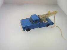 HUSKY FORD F350 BLUE TRUCK MADE IN GT BRITAIN DIECAST