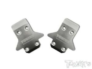 Tworks TO-235 Front Skid Plate for various Cars, Kyosho, AE, Mugen, HB Racing