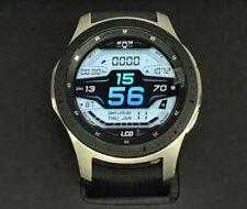 Samsung Galaxy Touchscreen Smart Watch WiFi Bluetooth GPS Water Resistant 46mm