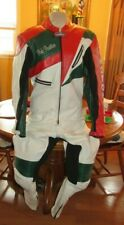 One-Piece Leather Motorcycle Race Suitsize 46