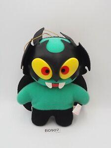 "DevilMan B0902 Nagai Go Banpresto 6"" Plush 1991 Stuffed Toy Doll Japan"