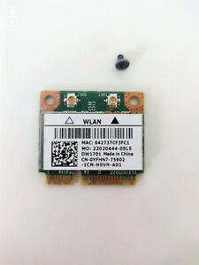 Dell Inspiron Wifi Wireless Card + Screw DW1701