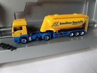 MAN TGA   Anneliese Baustoffe / Heidelberger Cement Group  Eutersilo   Exclusiv