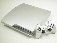 PS3 Sony PLAYSTATION 3 SLIM 320 GB Konsole Silber Silver ~6668