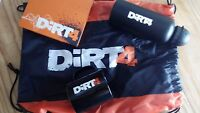 DIRT 4 GAME + STEELBOOK + MERCHANDISING + DLC (PS4) RARE COLLECTOR NEW PROMO