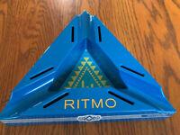 Blue Avo Cigars Syncro Ritmo Promotional Bluetooth Ashtray Rare Souvenir Used