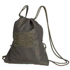 Mil-Tec HexTac Sports Gym Hiking EDC Military Lightweight Bag Rucksack Green