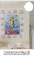 OCEAN ODYSSEY   -    CROSS  STITCH   PATTERN  ONLY   R99M1