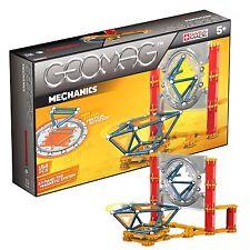 Geomag Mechanics 154-teilig Magnetbaukasten Magnetspielzeug Original 724