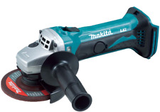"Makita 115mm 4-1/2"" Cordless 18v Angle Grinder (Tool Only) DGA452Z"