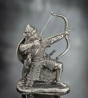 Toy Soldiers Metal 1/32 Saracen Archer 54mm figure Tin Miniature Figure