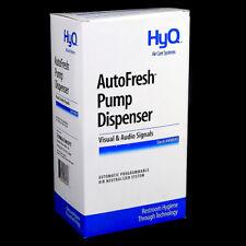 NEW HyQ Model 400695 AutoFresh Pump Dispenser Dry Spray Odor Control Automatic