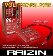 RAIZIN RED 90% MAX - JDM Universal Voltage Stabilizer Japan Connects to Battery