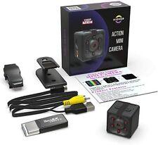 Spy Hidden Camera Wireless NIGHT Vision 32 GB Card HD 1080P Motion