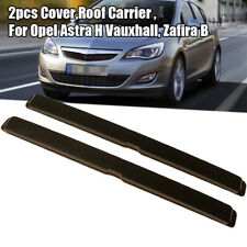 2pcs Cover roof carrier for Opel Astra H Vauxhall, Zafira B, 51 87 877 UK