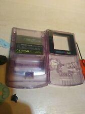 Case Game Boy Colour Original in Very Good Condition
