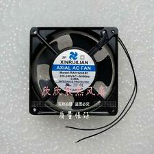 1pcs New RUILIAN SCIENCE RAH1238B2 100v-125v 0.30A 12CM fan