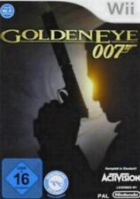 Nintendo Wii Wii-U James Bond Golden Eye 007 Deutsch GuterZust.