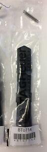 GENUINE TAG HEUER FORMULA  BLACK RUBBER BAND- BT0714 - 20MM  CAH1113