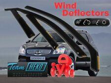 NISSAN QASHQAI +2  2008 - 2014  5.doors  Wind deflectors  4.pc HEKO  24274
