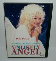 UNLIKELY ANGEL DVD (1996) Dolly Parton RARE & OOP