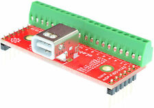Min Displayport Thunderbolt Female Breakout Board, eLabGuy mDP-F-BO-V1AS