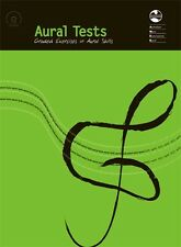 AMEB AURAL TESTS - GRADED EXERCISES IN AURAL SKILLS. BOOK & 6 CD SET