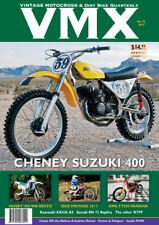 VMX Vintage MX & Dirt Bike AHRMA Magazine -  ISSUE #72