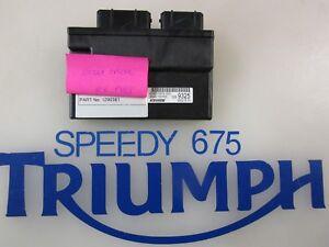 TRIUMPH STREET TRIPLE & R ECU ECM BASE T1299325 FITS FROM 2013 - 2017