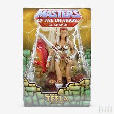 Teela - Masters of the Universe Classics - Mattel
