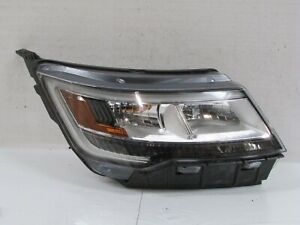 2016-2019 FORD EXPLORER FACTORY OEM RIGHT LED 14 WIRE TYPE HEADLIGHT R6