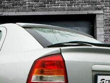 Dachspoiler für Opel Astra G Heckklappe rear wing Heckscheibenblende