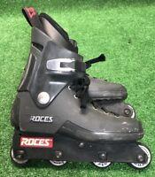 Vtg size 7 Roces Majestic 13 Twelve Aggressive Inline Skates Rollerblades wow