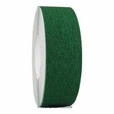 "2"" x 60' Dark Green Non Skid Adhesive Tape 60 Grit Grip AntiSlip Traction Safety"