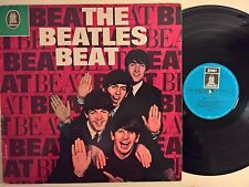 LP THE BEATLES -THE BEATLES BEAT - 1977 EMI ODEON GERMANY 1C 072-04363 - EX+/VG-