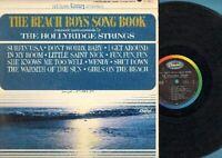 Hollyridge Strings - The Beach Boys Song Book Vinyl LP Record Free Shipping