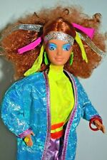Barbie and the rockers Midge Doll, 1980's, Glam Superstar Era, VGC, Gift Wrapped