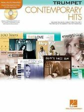 Contemporary Hits: for Trumpet Instrumental Play-Along Pack