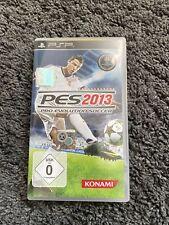 PES 2013 - PSP - Playstation Portable - Spiel - Game - OVP