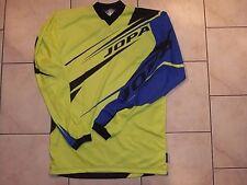 Neues Fahrerhemd MX Hemd Shirt Jersey,  M, gelb/blau Enduro, Cross, MX