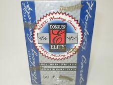 1996-97 DONRUSS ELITE HOCKEY HOBBY BOX