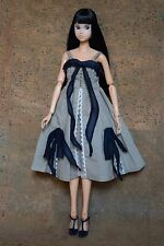 Momoko, Barbie, Poppy Parker Doll Lovely Jiajia Dress