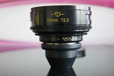 COOKE TLS SPEED PANCHRO 40mm MOUNT PL
